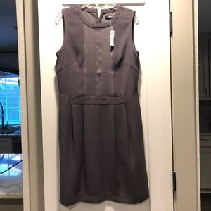 Madewell dress in olive green